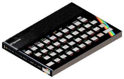 The ZX Spectrum Book – 1982 to 199x
