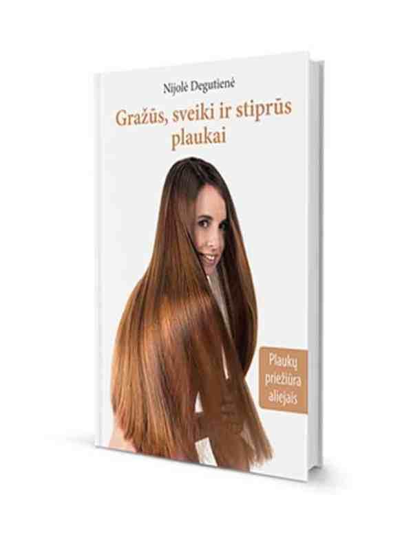 sveiki plaukai