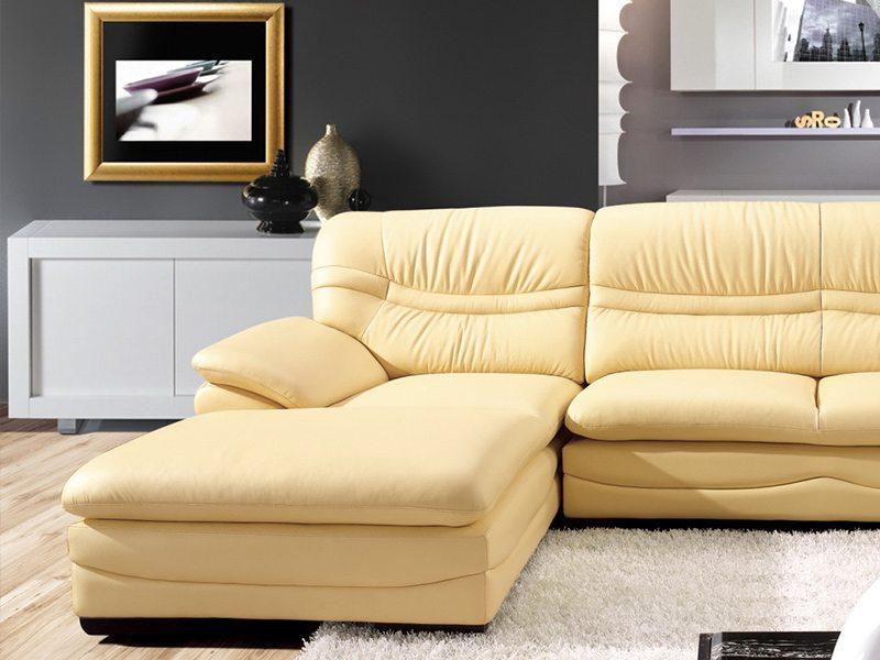柔情超舒適L型皮沙發 - 歐德斯沙發工廠 | 歐德斯沙發工廠