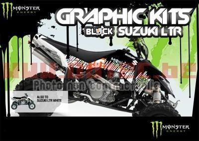 monster energy suzuki ltr 450 06
