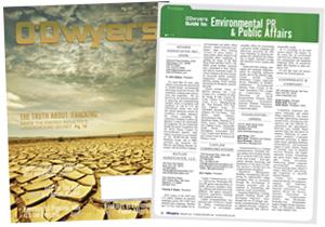 O'Dwyer's January 2011 Magazine