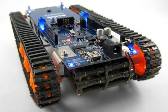 materiel robotique