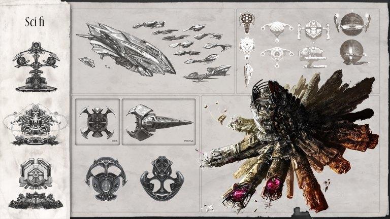 Concept-Ships