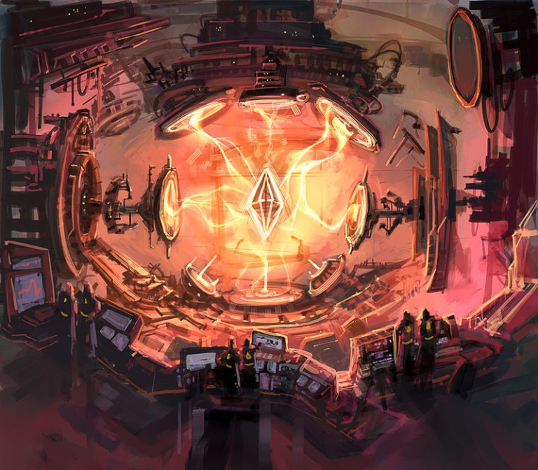 Power-Reactor