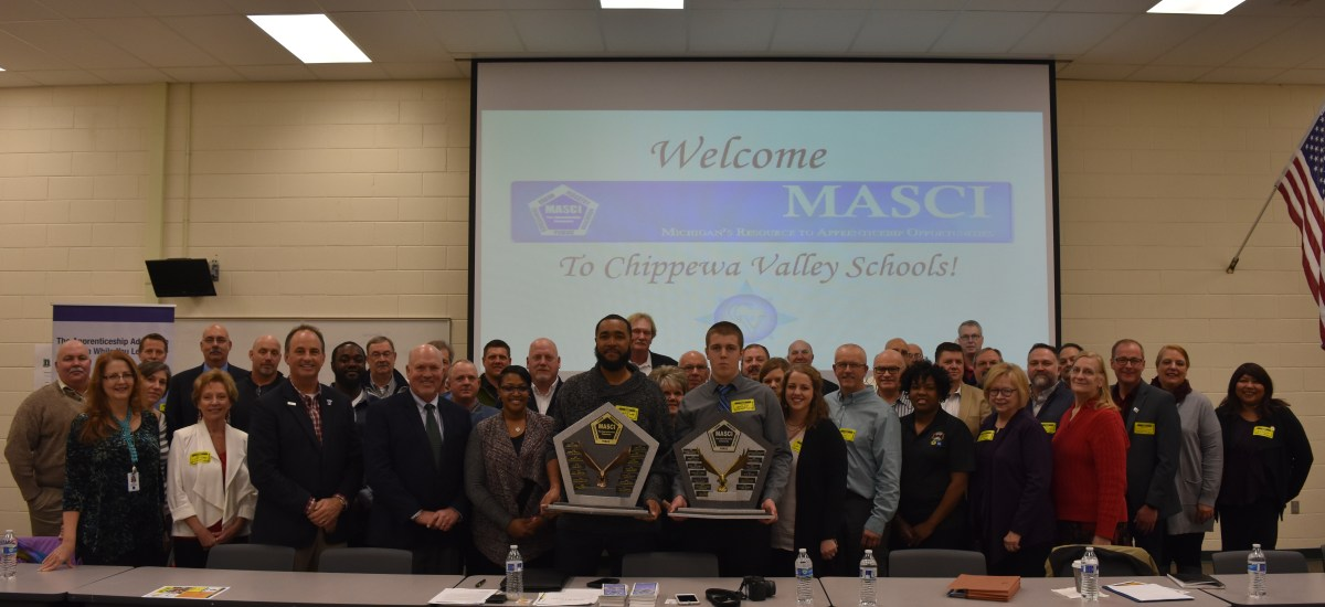 Operating Engineers' Corey Chandler Named MASCI Construction Apprentice of the Year