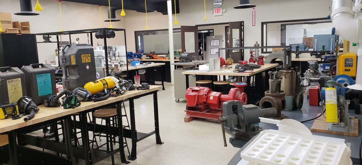 Keeping Detroit Running: Operating Engineers Open up their Career Training Center in Detroit