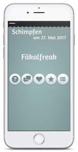 App: Schimpfen wartet jeden Tag mit einem neuen Schimpfwort auf Dich