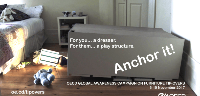 Furniture Tip Over Awareness Campaign Oecd