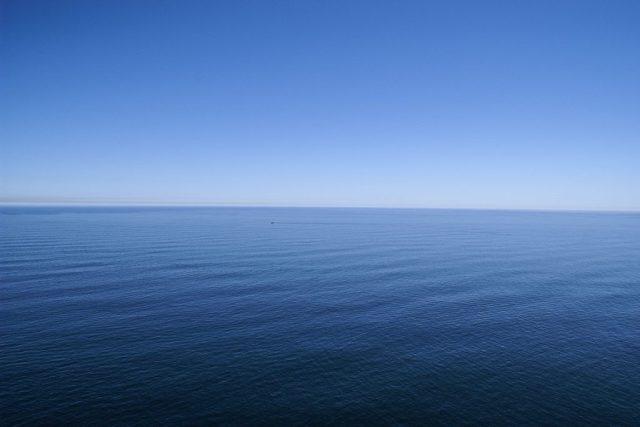 Mar sem fim. Foto: Wikipedia