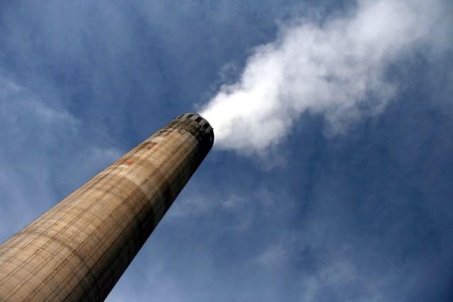 Candiota, no Rio Grande do Sul, é a maior termelétrica a carvão do país. Foto: Flickr