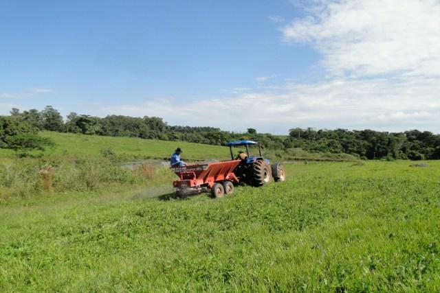 O CAR identifica as áreas de reserva legal e as áreas de preservação permanente das propriedades rurais do país. Foto: Secretaria de Agricultura e Abastecimento de São Paulo/Flickr.