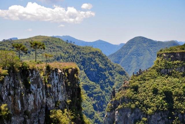 Parque Nacional de São Joaquim, Santa Catarina. Foto: Dario Lins/Wikiparques.