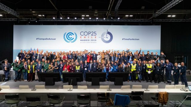 Abertura da COP 25, em Madrid. Foto: UNFCCC / Flickr