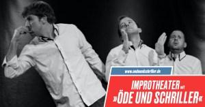 Bild Improtheater mit Öde und Schriller