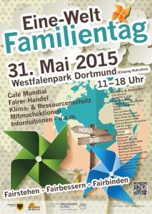 eine Welt Familientag Dortmund