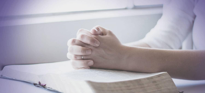 Hinführung zum Einheitsgebet