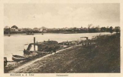 Ansichtskarte ca. 1920, Sammlung Rehbein, Lüneburg.