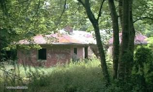 Bild 4: Ruine Gebäude Nr. 48, 2005, Foto Bendler.
