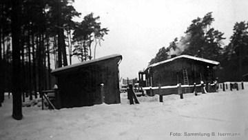 Gebäude Nr. 50, Ansicht von Osten ca. 1963/64, Sammlung Isermann, Barskamp.