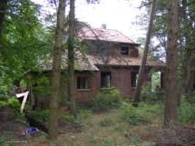 Bild 10: Ehemaliges Gebäude Nr.60, zunehmender Verfall, Foto Bendler.