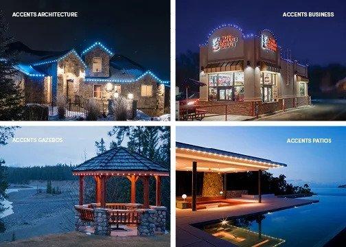modern outdoor lighting oelo