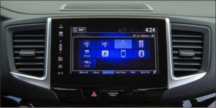 Siriusxm Satellite Radio Car Kit Honda