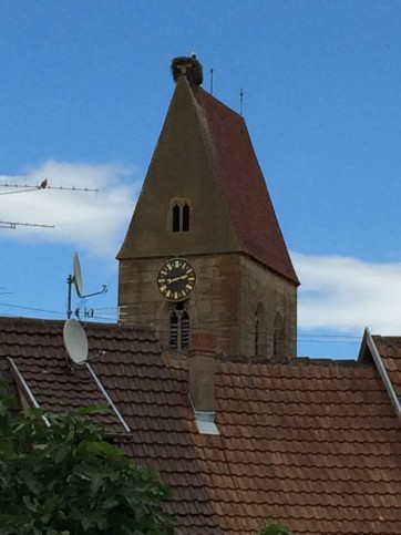 Le Clocher d'Eguisheim