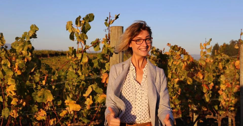 Manager de Crocus Wine et auteure du Blog Lost in Wine