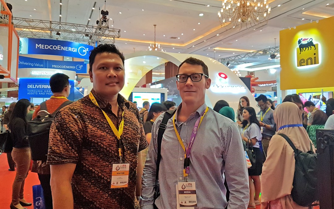 OES Attend Indonesian Petroleum Association Convention and Exhibition
