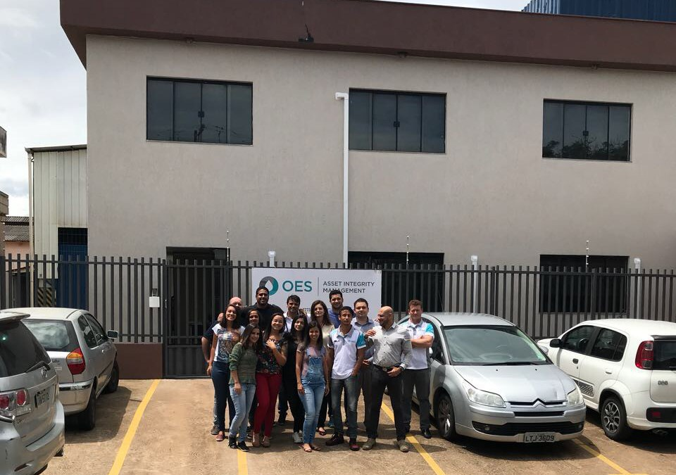 OES announce a new office location in Brazil