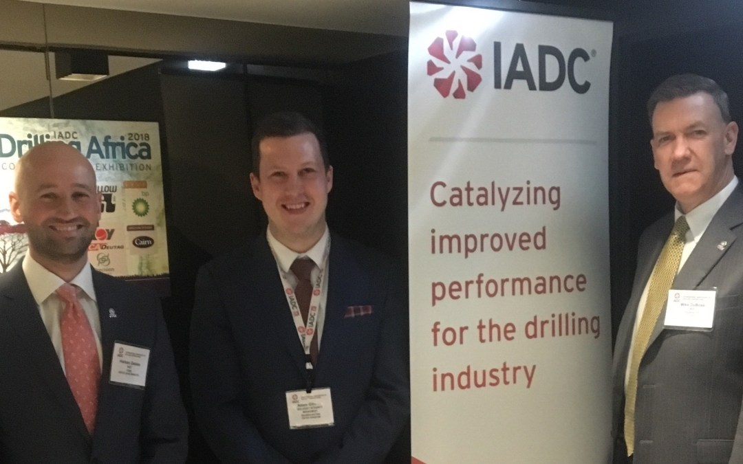 OES attends IADC Drilling Africa