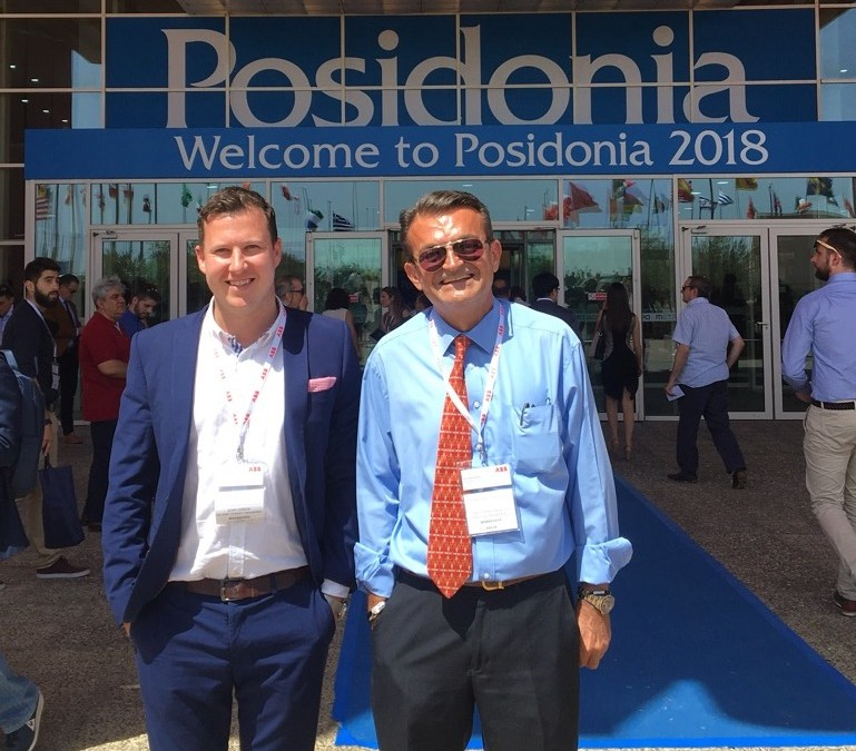 OES Attends Posidonia 2018 in Greece