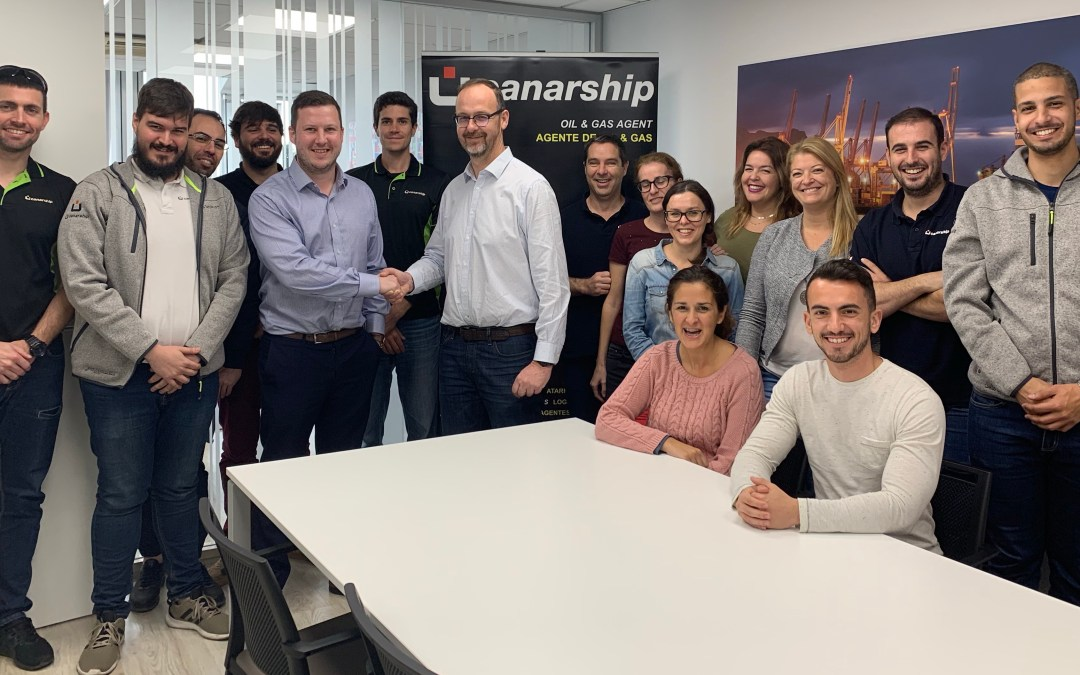 OES Announce Partnership with Canarship