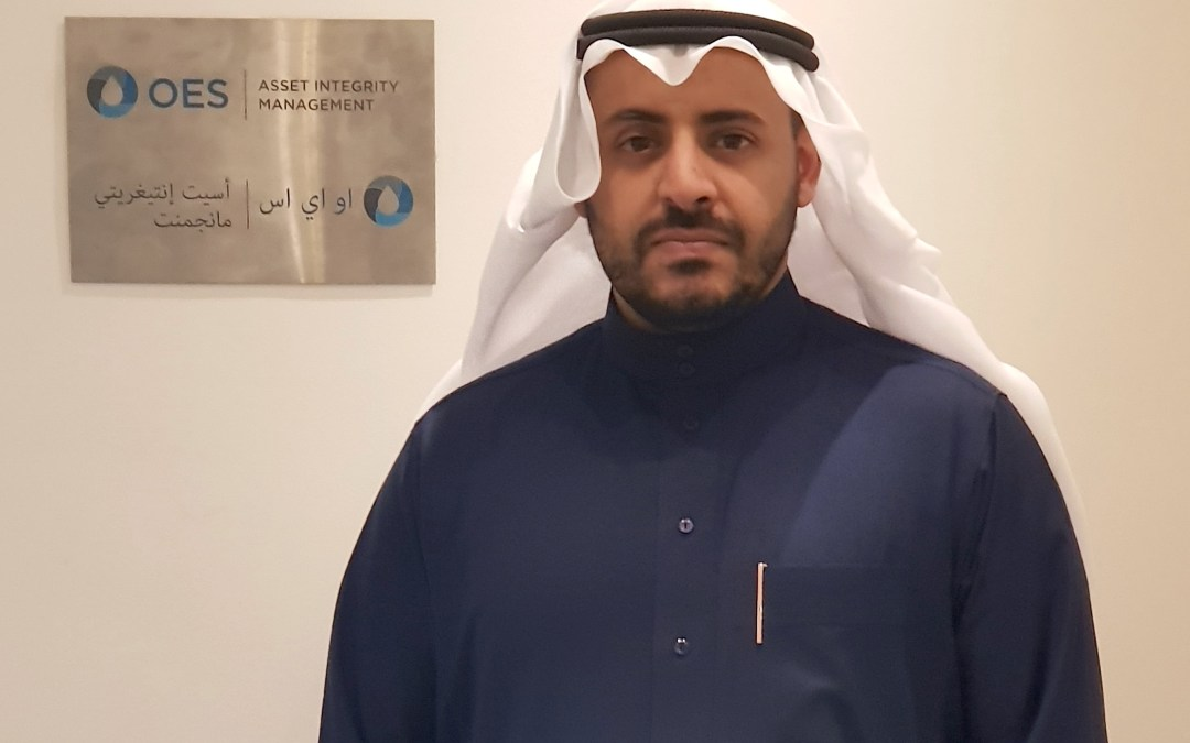OES Announce Appointment of Malla Alahmadi