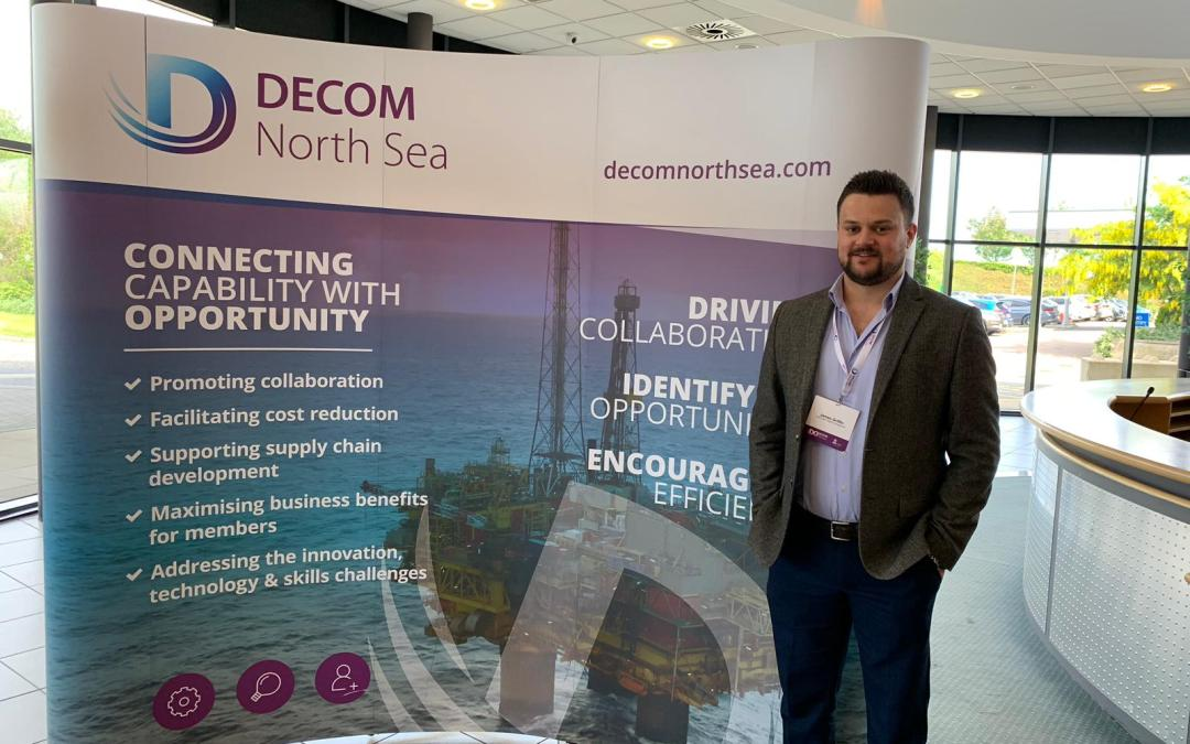 OES attends Decom Offshore in Aberdeen