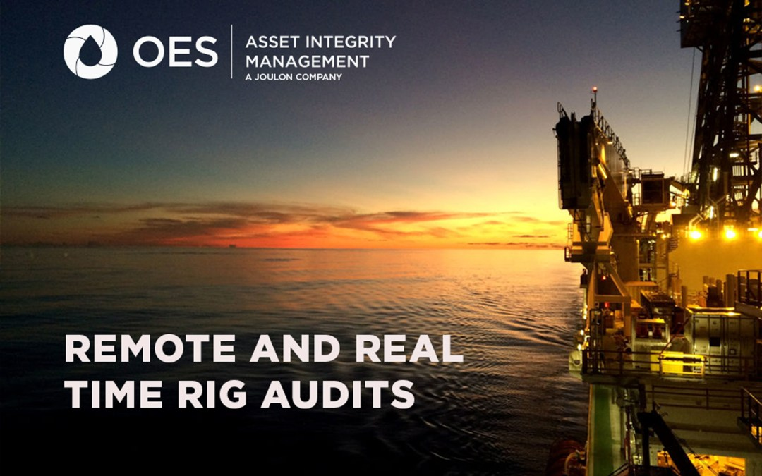 Remote Audit Inspections
