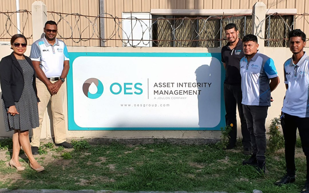 OES Announce Opening of New Operation in Guyana