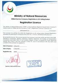 Ministry of Natural Resources