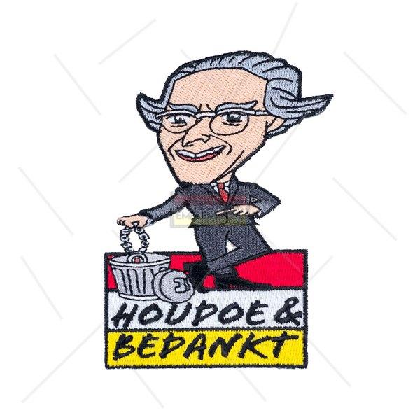 Houdoe en bedankt Rombouts - Oeteldonk Emblemen