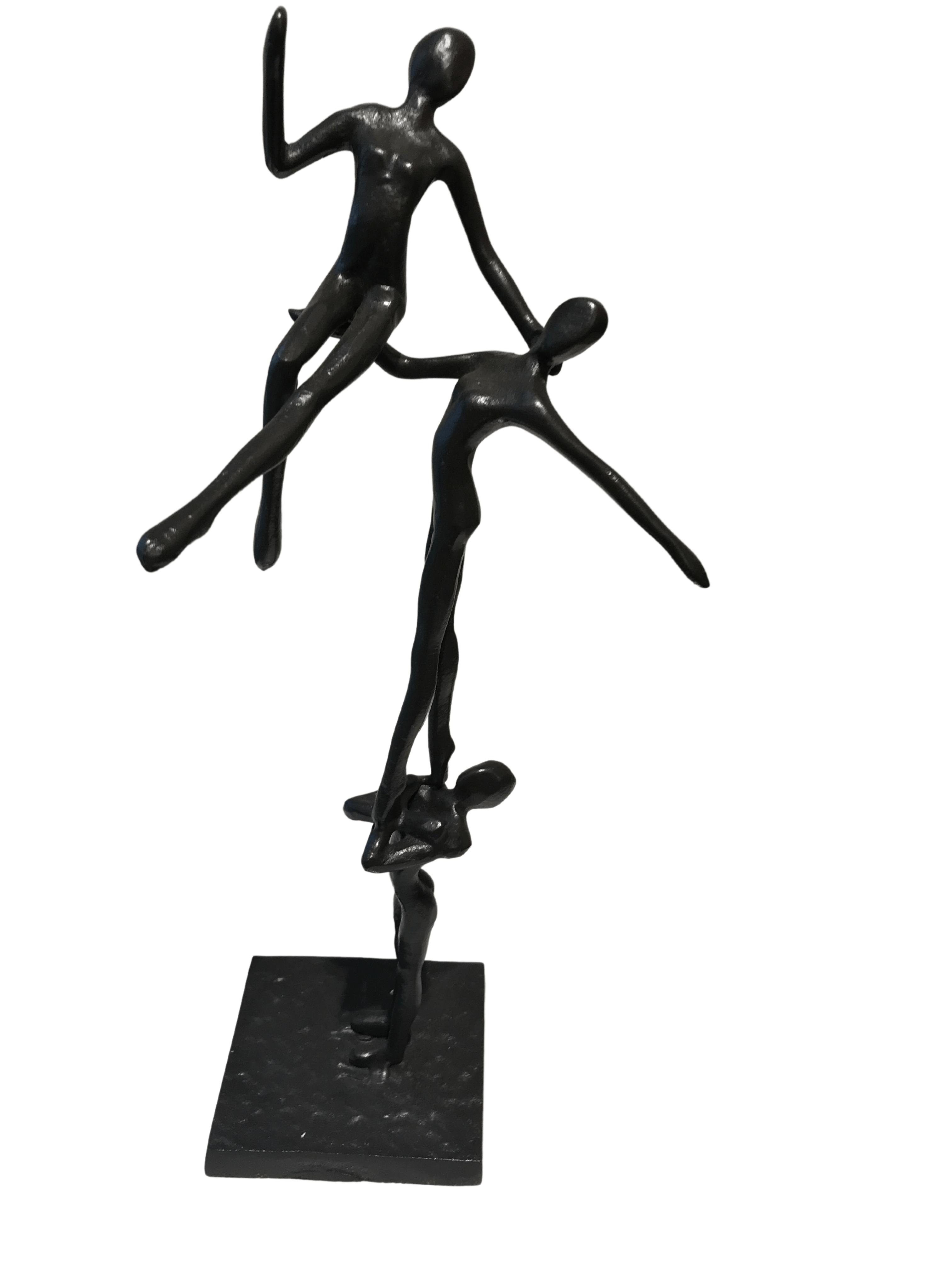 3 figure decor