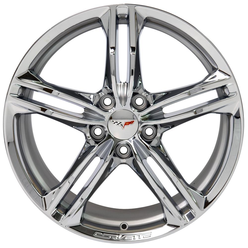 2005 Corvette Wheel Bolt Pattern