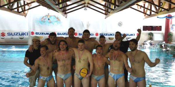 Bronze: Salzburg kommt nach Wasserball-Krimi gegen Graz aufs Podest