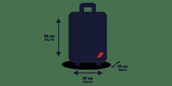 bagagem-cabine-airfrance