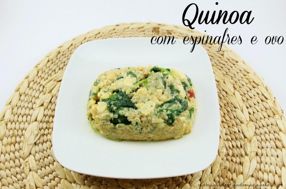 quinoa-com-espinafres-e-ovo