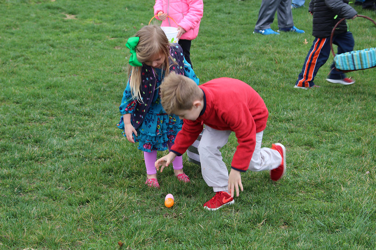 Scenes From Local Easter Egg Hunts