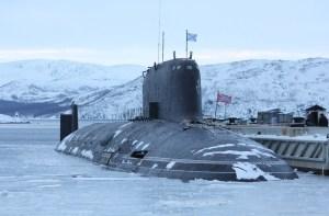 Sottomarino russo classe Yasen