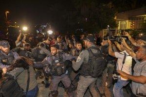 Le vere ragioni del conflitto - Scontri tra polizia israeliana e manifestanti palestinesi a Sheikh Jarrah