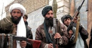 Afghanistan: guerrieri talebani