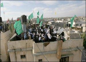 human shields in Gaza