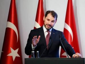 Berat Albayrak genero di Erdogan